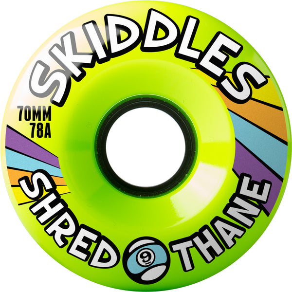 Sector 9 Skiddles Skateboard Wheels