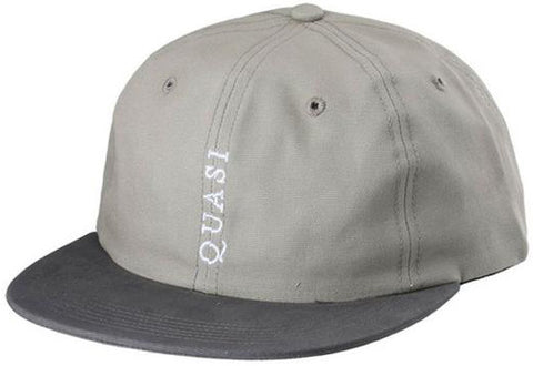 Quasi Trademark 6-Panel Hat  Colors: Mist Red click for more information