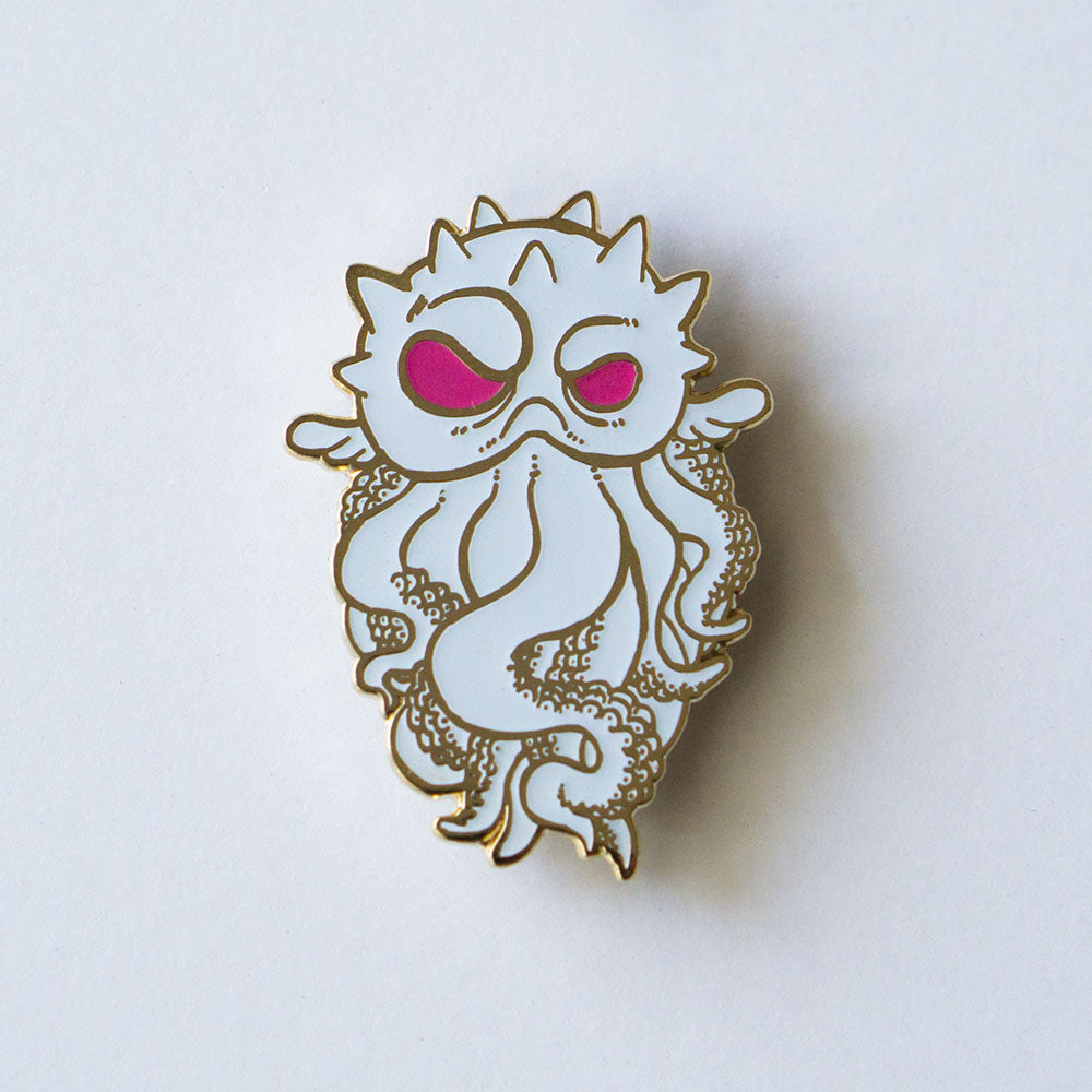 Nightcaps - Milk Fugthulhu Pin