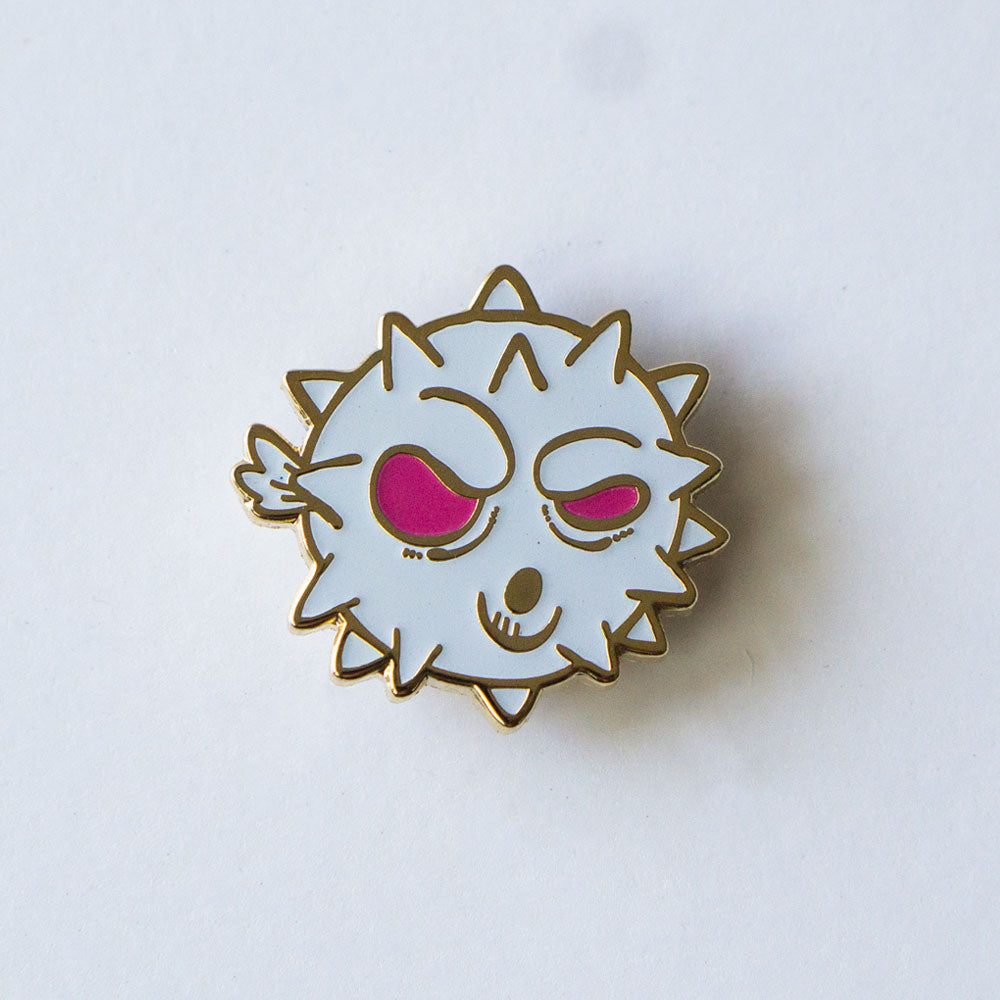 Nightcaps - Milk Fugu Pin