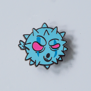 Waterlemon Fugu Pin (special edition)