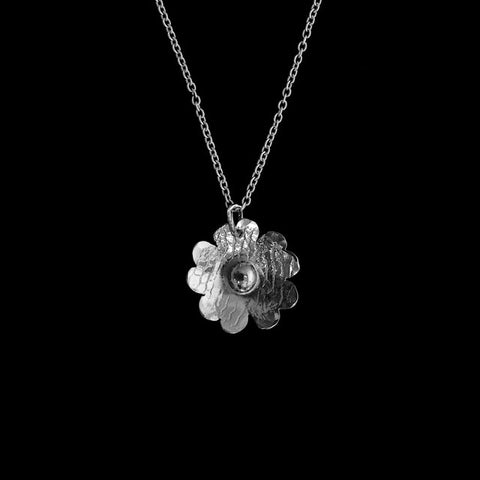 Filete Flower Pendant