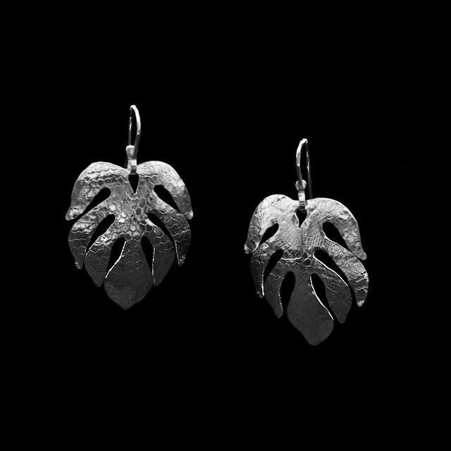 Frond Earrings Small