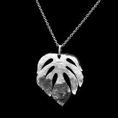 Frond Pendant Large