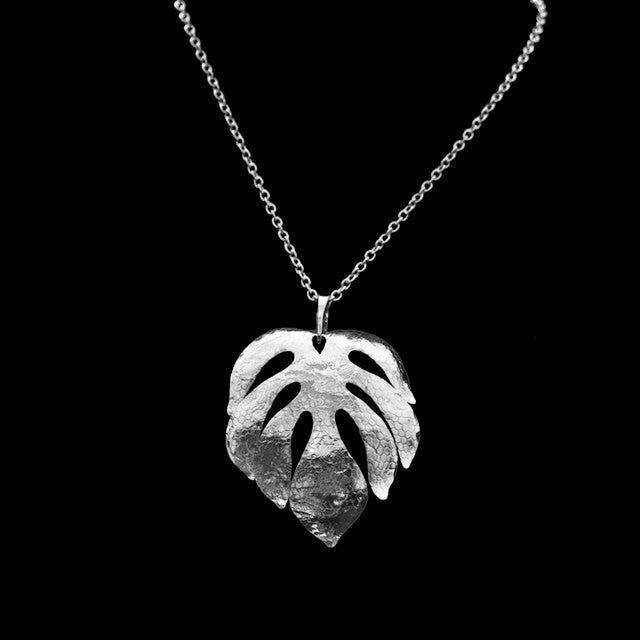 Frond Pendant Small