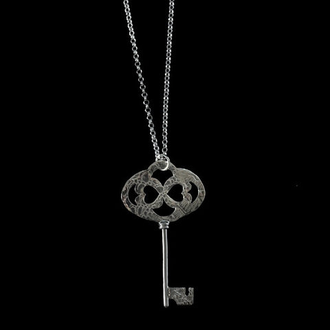 Key Pendant Small - Silvina