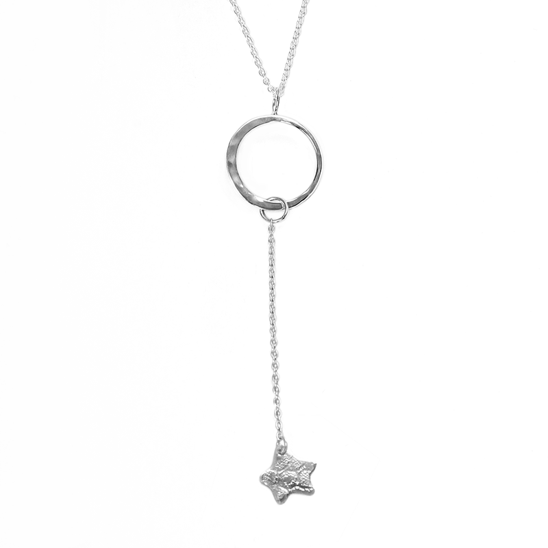 Lullaby Wish Upon a Star Pendant - Small