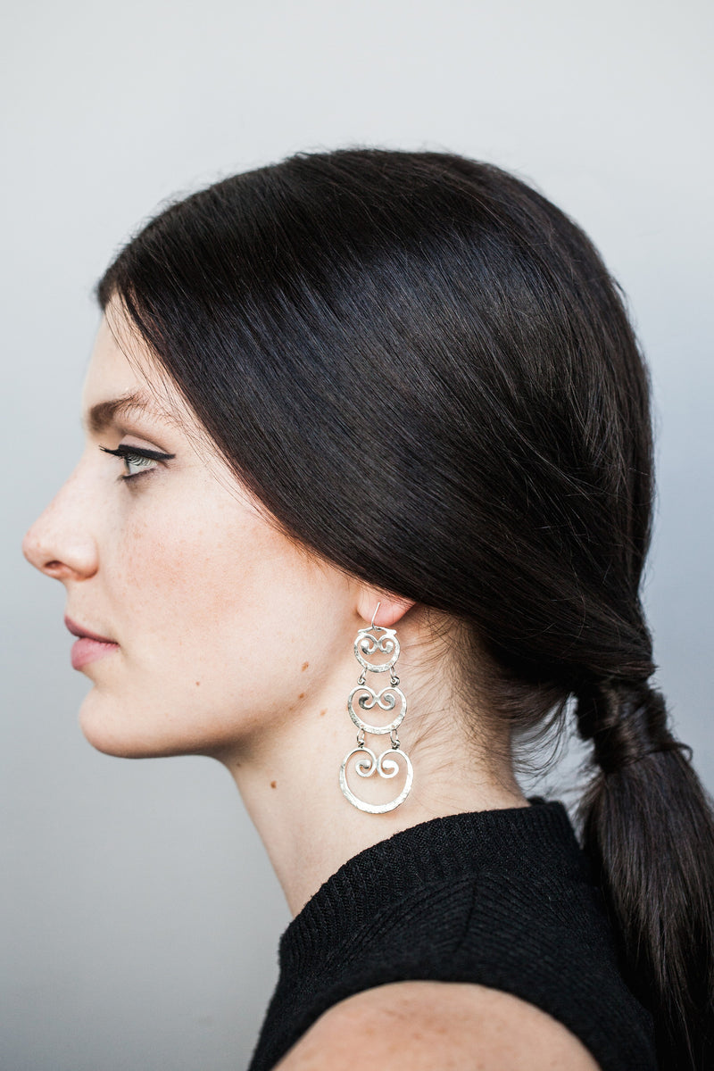 Recoleta Earrings Elegant