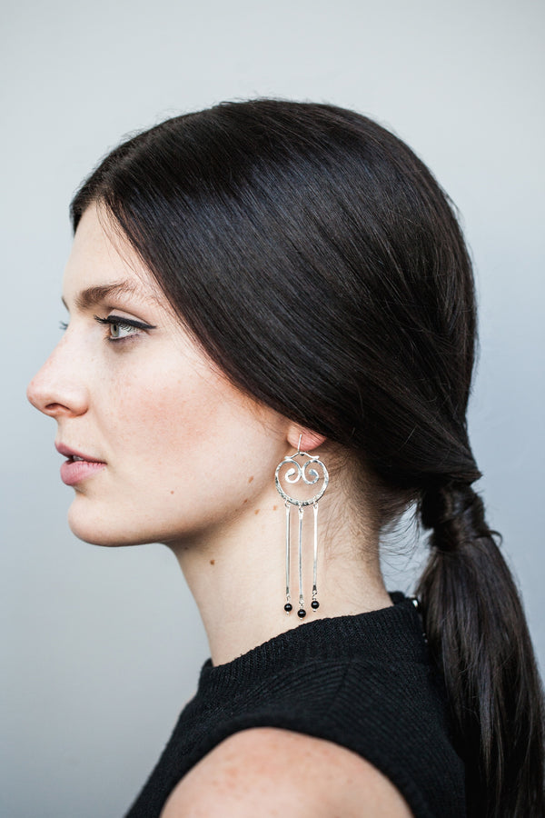 Recoleta Earrings Deco