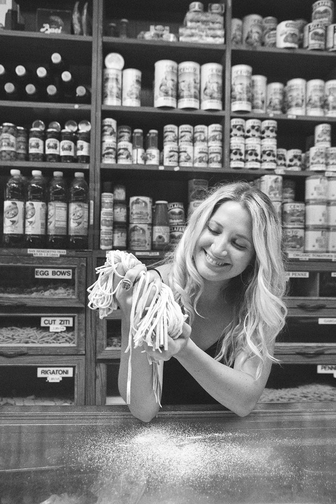 Meet Sarah: Queen of a NYC Pasta Empire