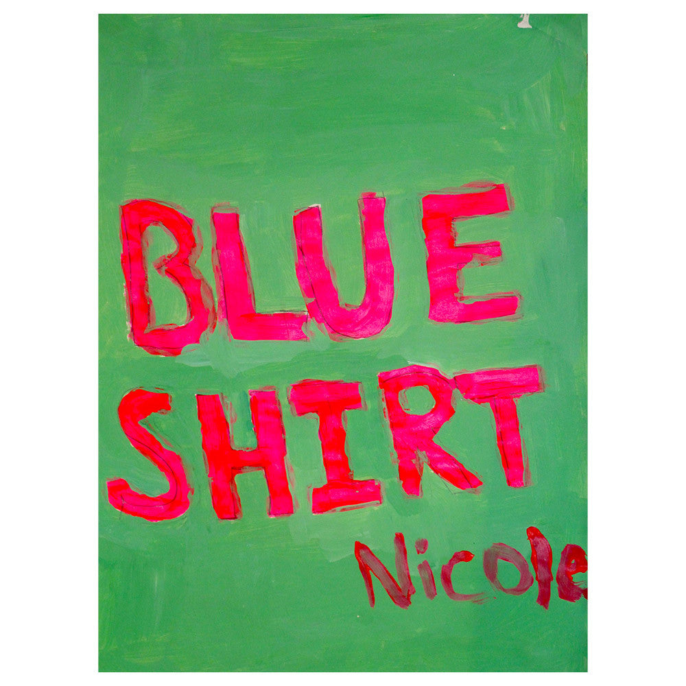 Nicole, 8th grade - Adult T-shirt - Rightside Shirts - 3