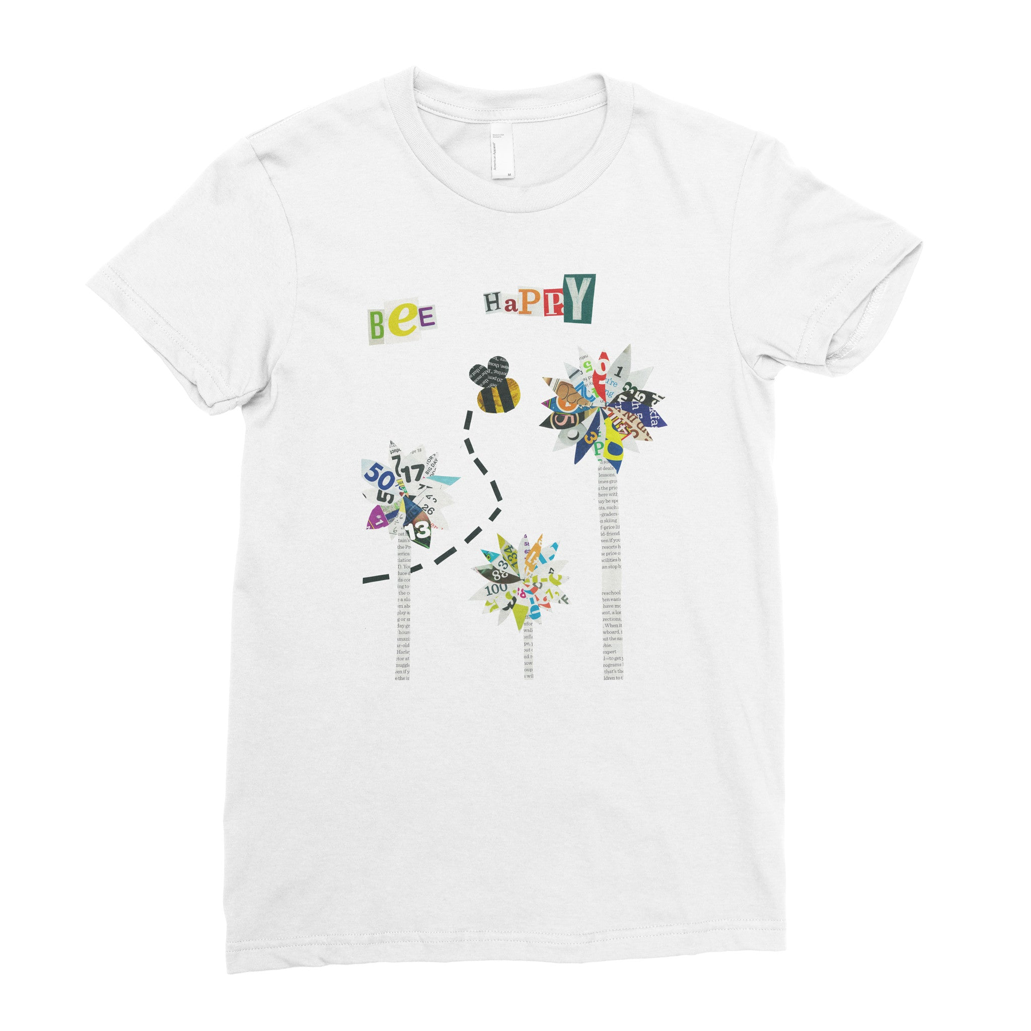 Talia, 8th grade - Adult T-shirt - Rightside Shirts
