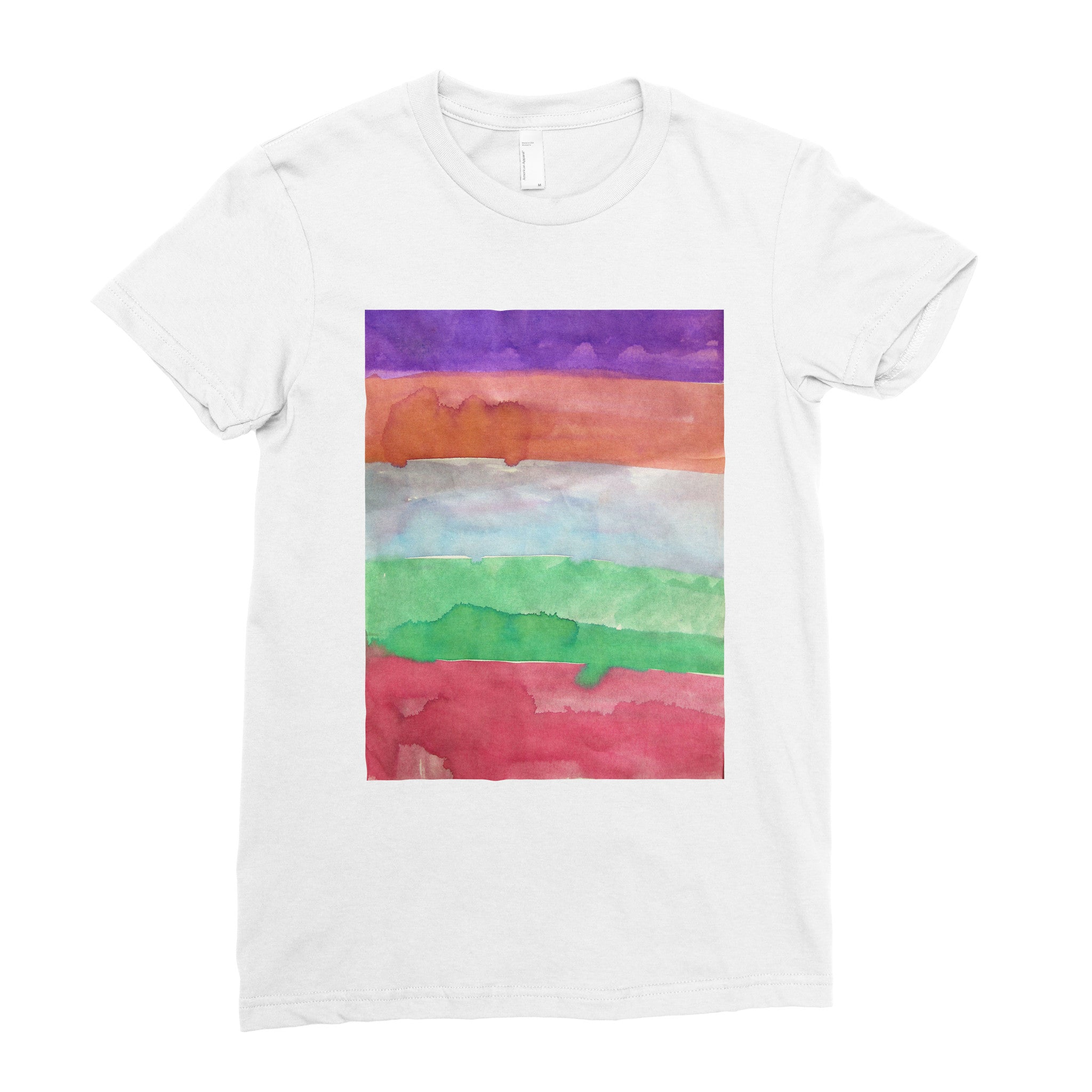 Abstract - Adult T-shirt - Rightside Shirts