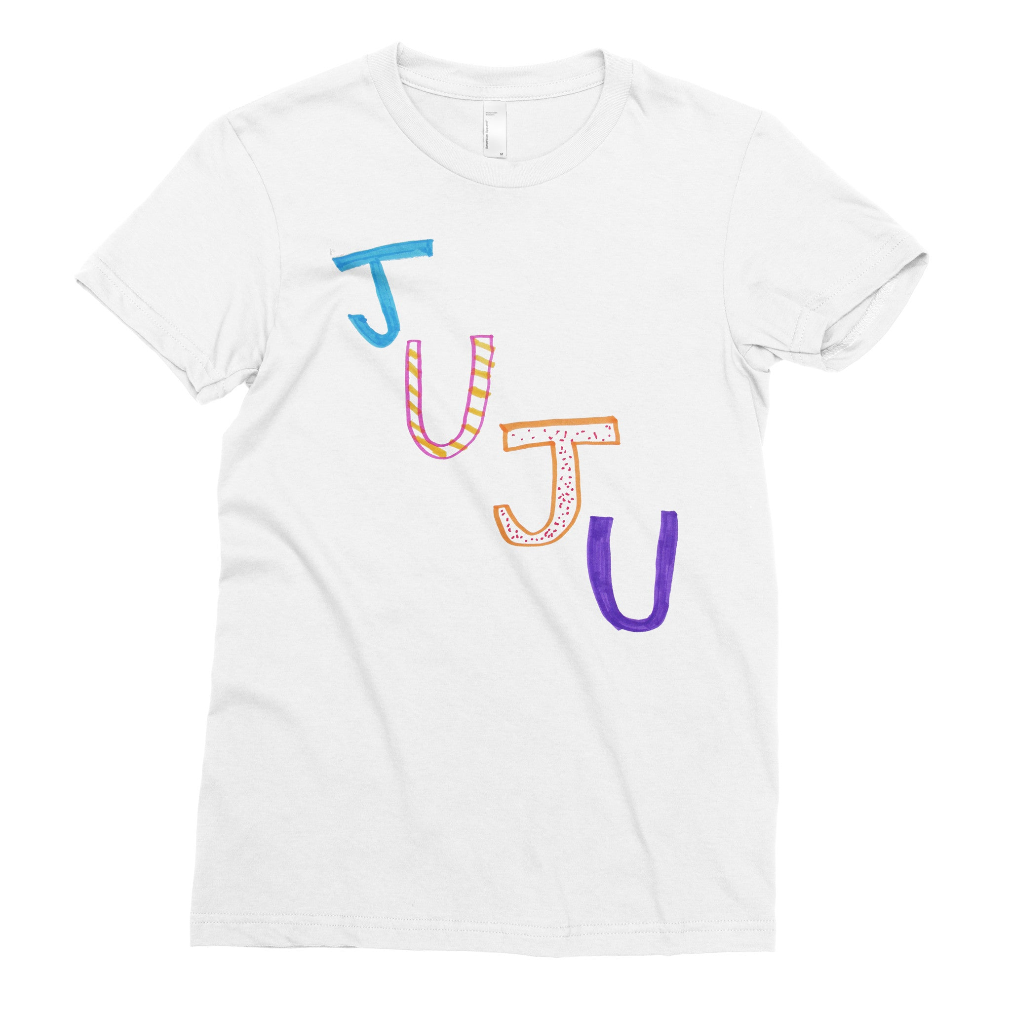Juju - Adult T-shirt - Rightside Shirts
