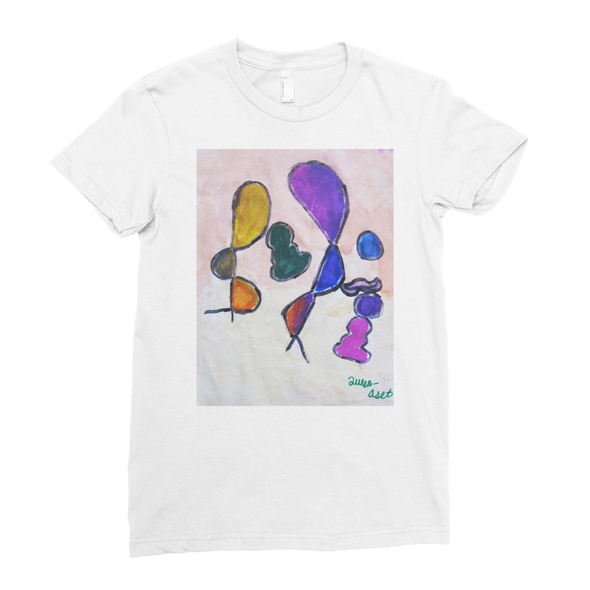 Colourful - Adult T-shirt - Rightside Shirts