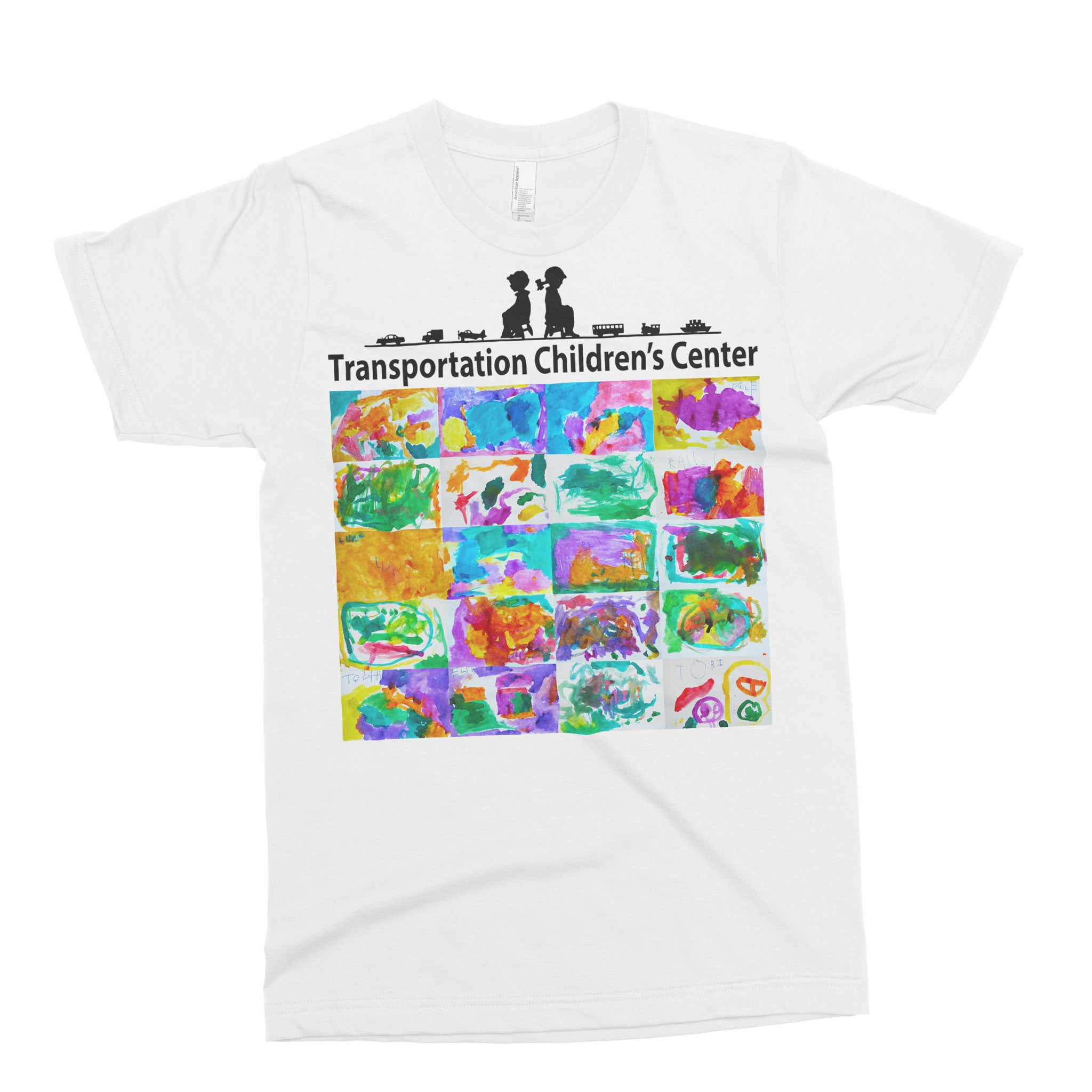 Pre-K - Adult T-shirt - Rightside Shirts