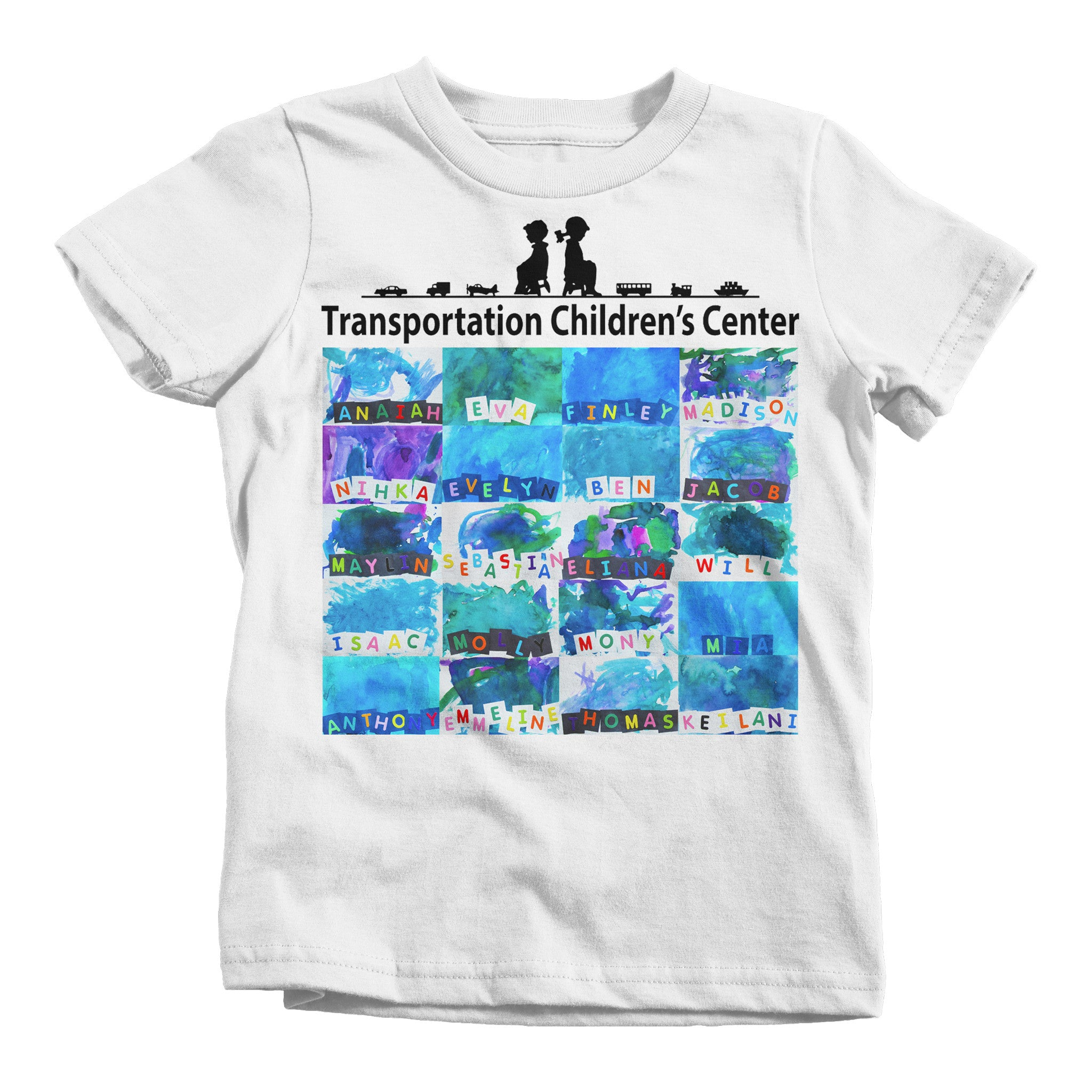 Preschool One - Adult T-shirt - Rightside Shirts