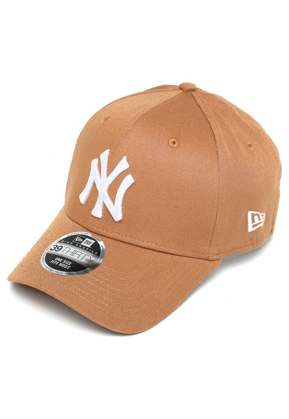 Boné New Era 3930 New York Yankees Caramelo