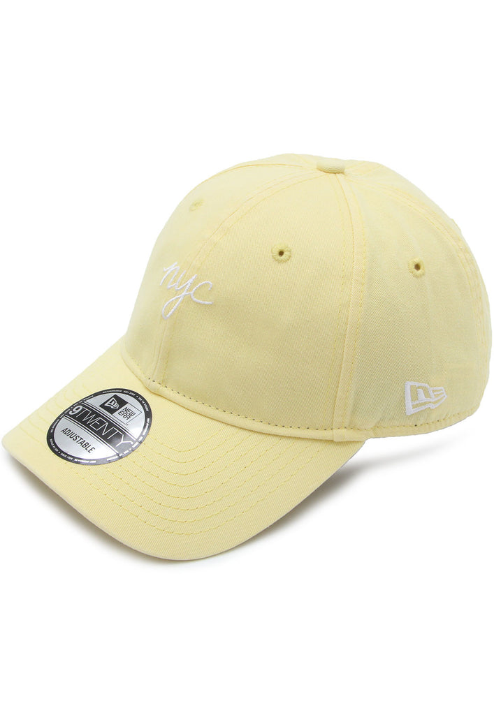 BONÉ NEW ERA 920 CITY MINI NYC AMARELO