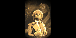 Doctor Who Colin Baker