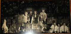 Cabin in the Woods Joss Whedon Geekograph Limited Edition Metal Art