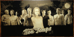 True Blood Sookie Stackhouse Eric Northman Geekograph Limited Edition Metal Art