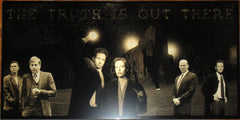 X-Files: The Truth Is Out There Limited Edition Geekograph Metal Art