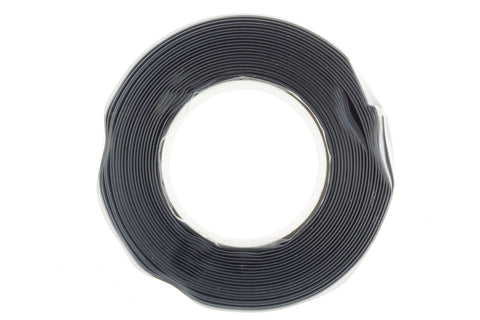 Black Self-Fusing Silicone Tape 1 in. x 10 ft.