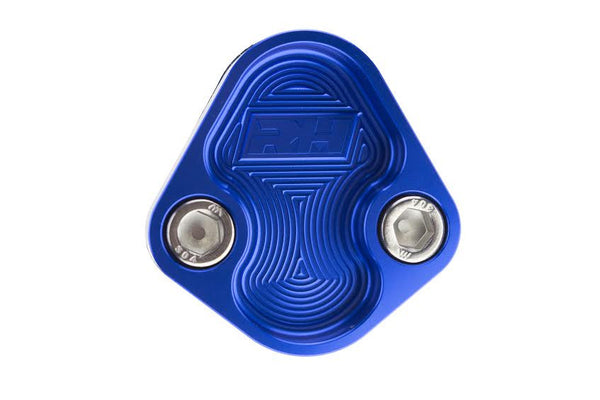 4810-440-1 Fuel Pump Block Off Plates - Blue