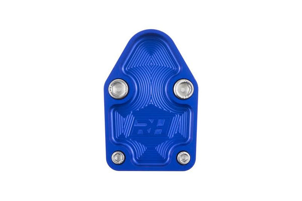 4810-350-1 Fuel Pump Block Off Plate - Blue