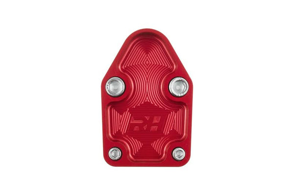 4810-350-3 Fuel Pump Block Off Plate - Red