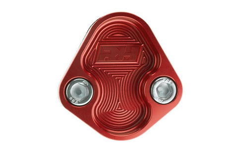 4810-454-3 Fuel Pump Block Off Plates - Red