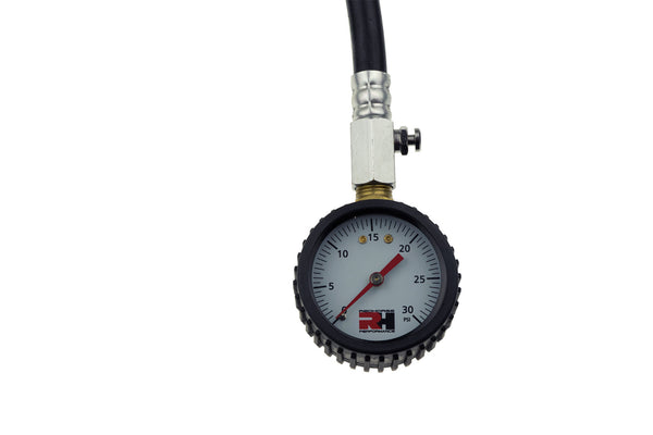 Tire pressure gauge - 0-30psi