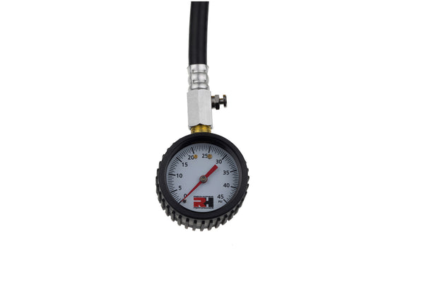 Tire pressure gauge - 0-45psi