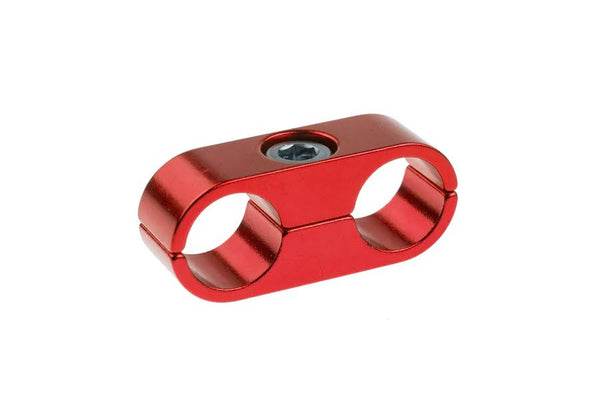 -08 to -08 Hose Separator - Red