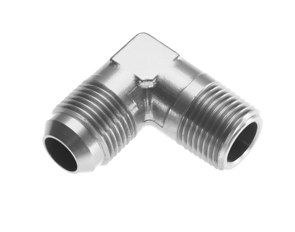 -08 90 Degree Male Adapter to -12 (3/4