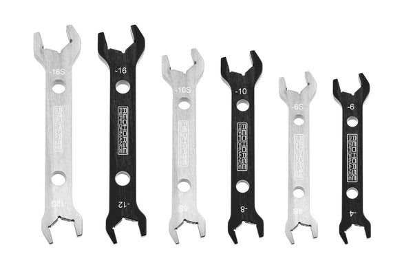 Redhorse Performance Double-ended Aluminum AN Wrench - Complete Set