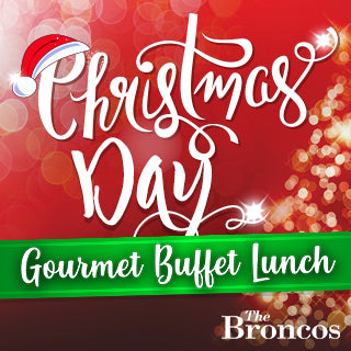Christmas Day 2018 - Gourmet Buffet Lunch