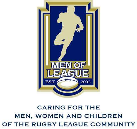 MEN OF LEAGUE FOUNDATION KICK OFF CLUB