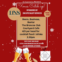 Networking Afternoon sponsored by DNS Specialist Services