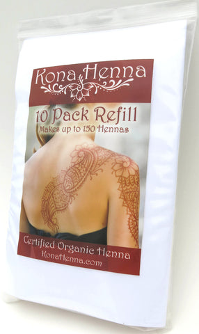 Professional Henna Kit