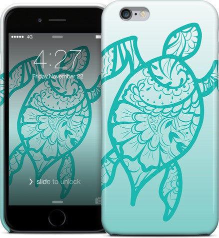 Mehndi Honu Phone Case