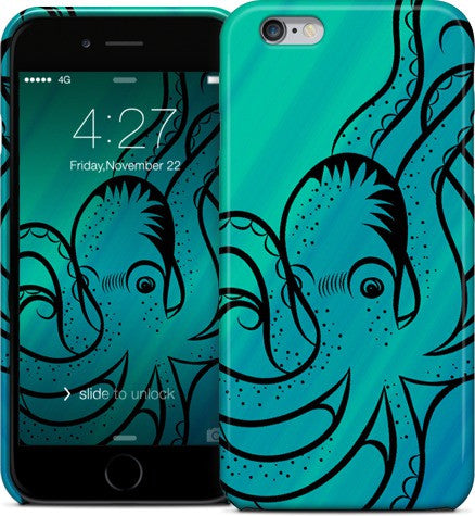 Octopus Phone Case