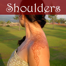Kona Henna Studio - Shoulders Gallery