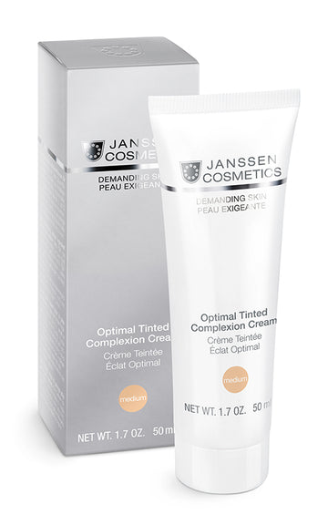 Optimal Tinted Complexion Cream