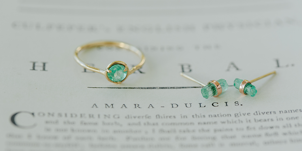 May's Birthstone- Emerald