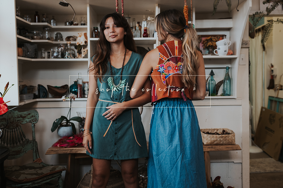 spring spotlight chambray wings hawaii handmade in maui