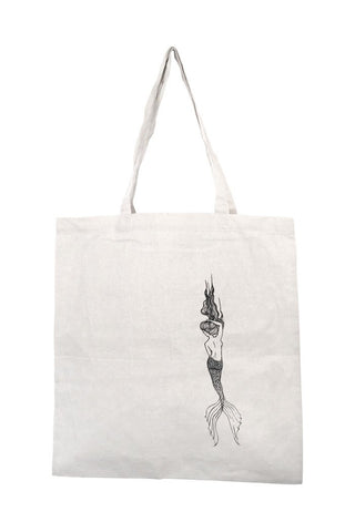 Drifter Mermaid Tote - Wings Hawai'i