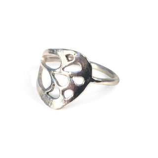 wings hawaii butterfly wing ring 14 karat gold sterling silver small jewelry
