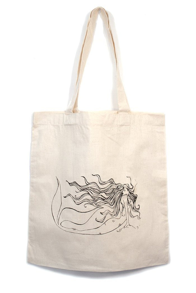 #10 Mermaid Tote - Wings Hawai'i